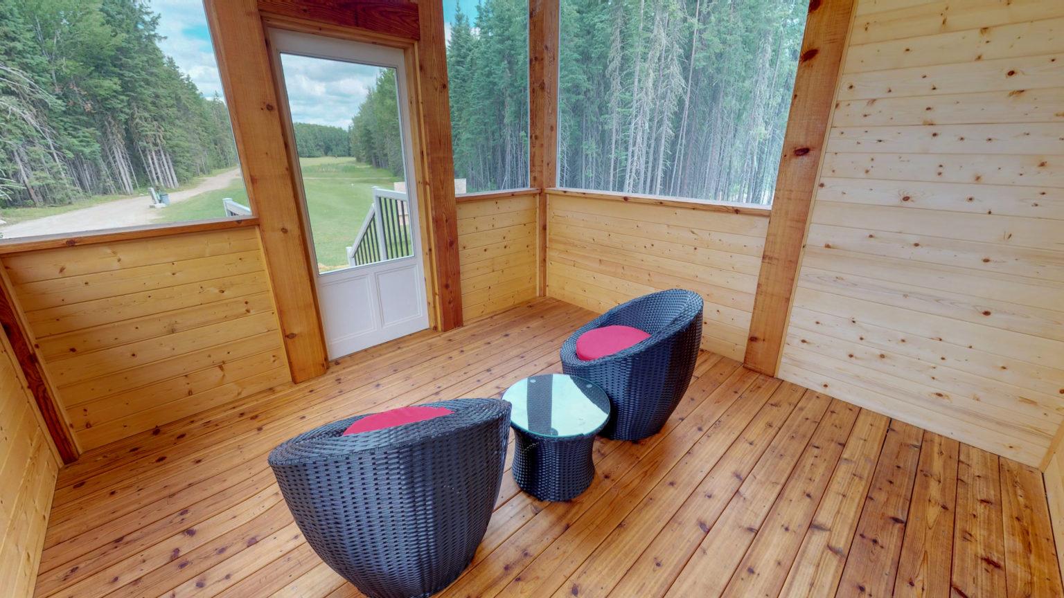 Zak's Building Group Porch
