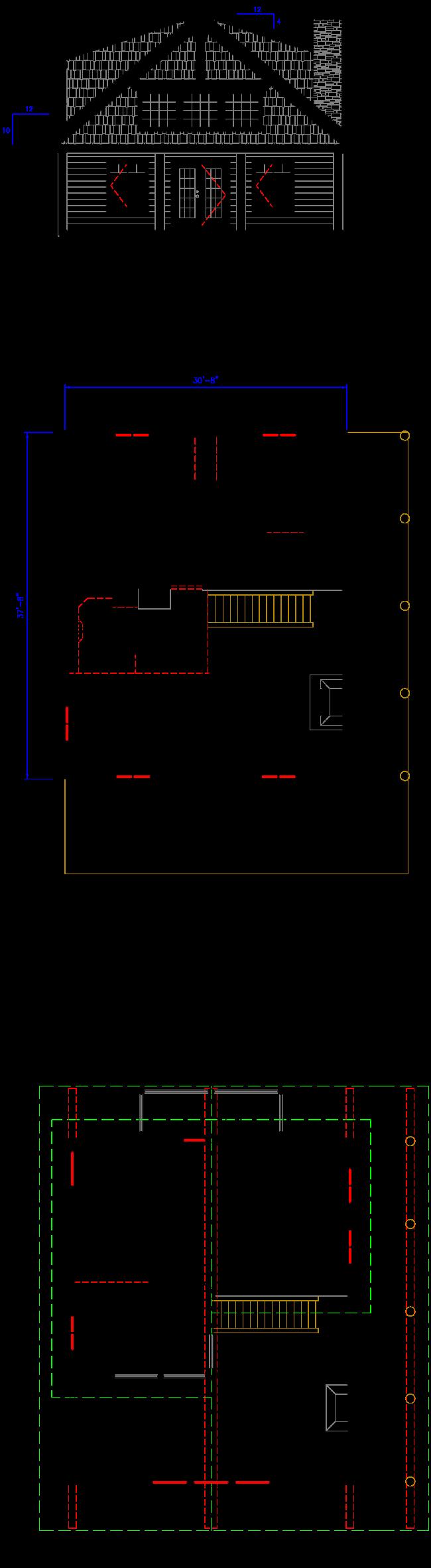 Zacharias Cottage Floor Plan