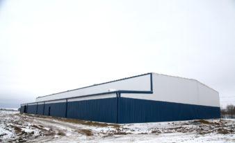 Hockey Arena – Perdue, SK