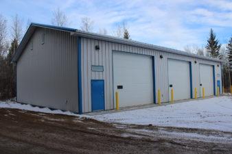 Rural Municipality Shop – Big River, SK