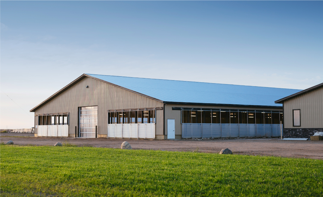 Agricultural Building Design & Construction | Zak's Building