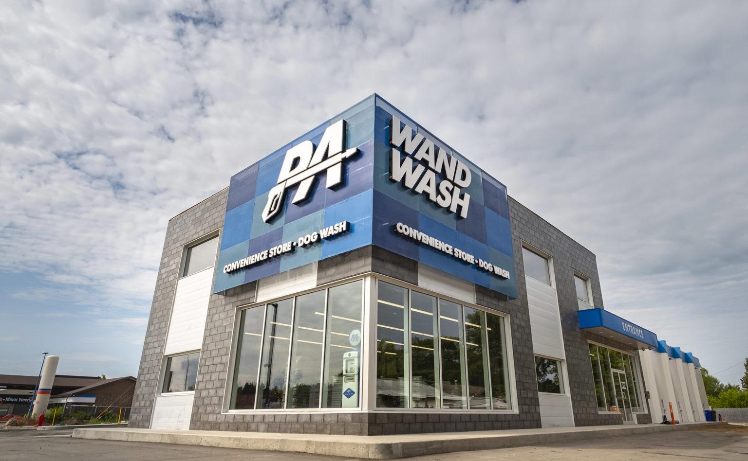 Zak's Building Group PA Wand Wash