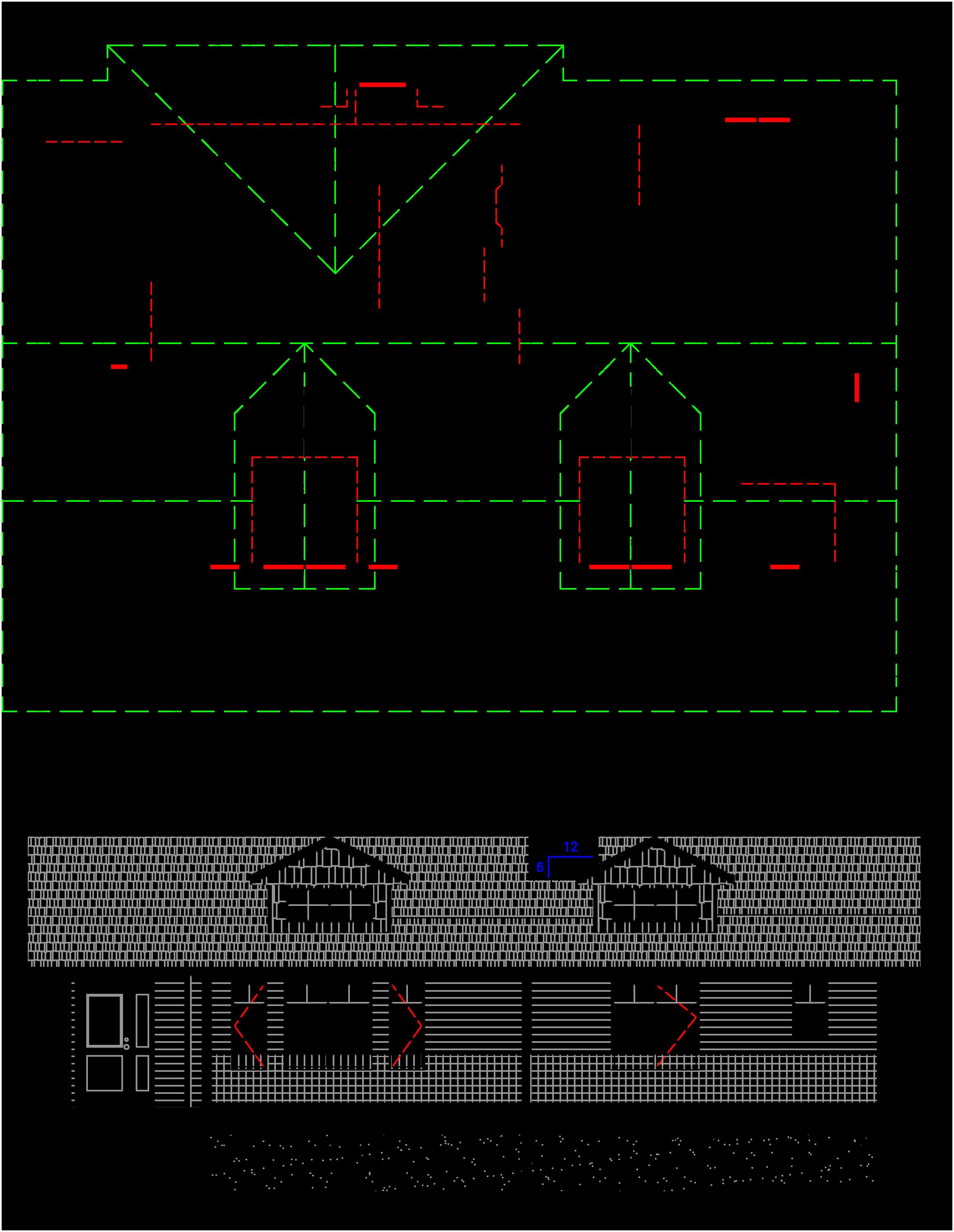 Dyck Floor Plan