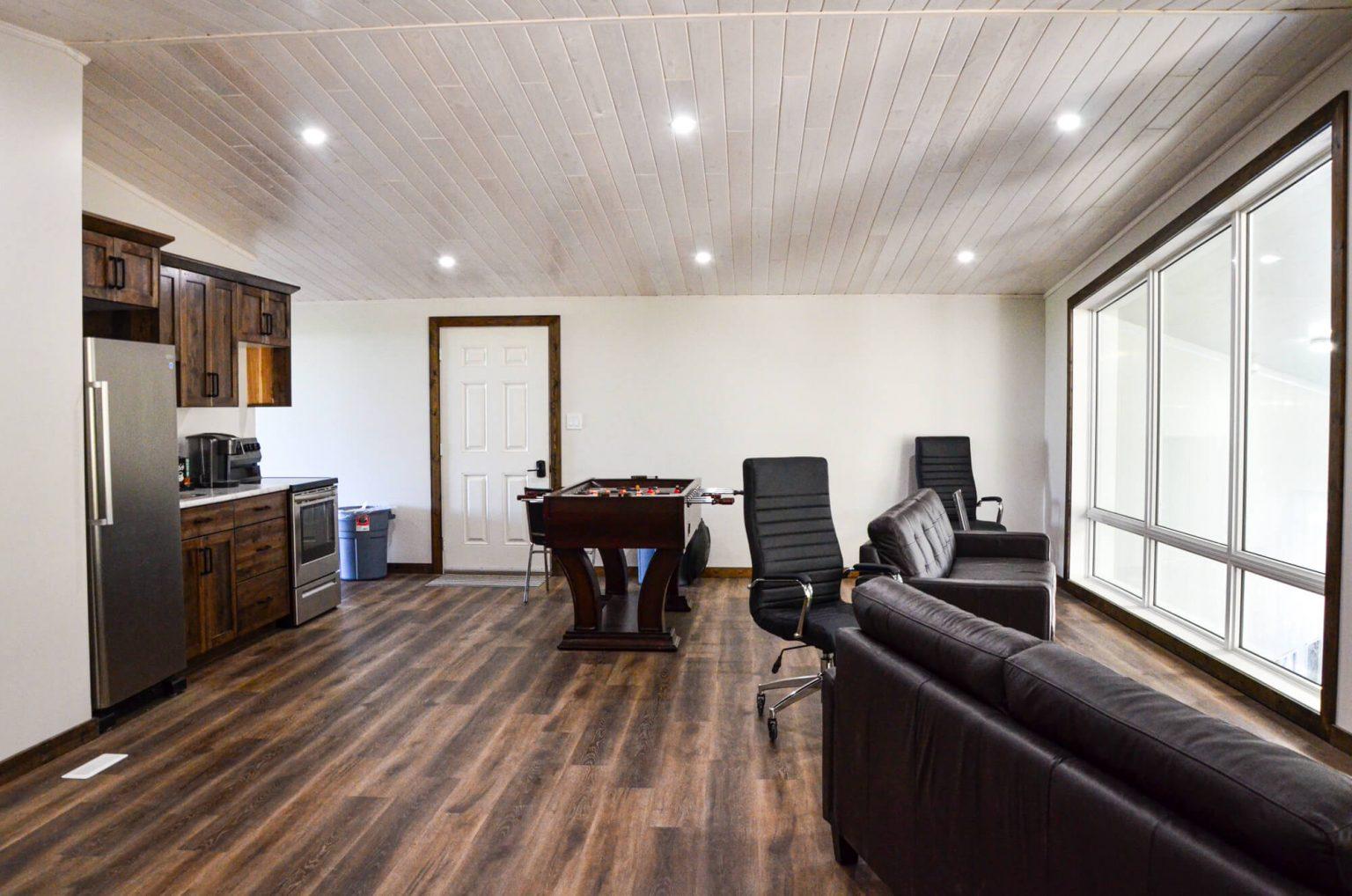 Foth Ventures Lounge